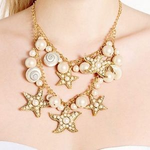*NWT* Kate Spade NY Coral Reef Double Row Necklace